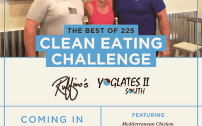 CLEAN EATING CHALLENGE